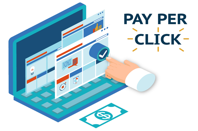 Local Web Design Agency -  Pay Per Click (PPC)